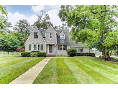 Kettering Single Family Home Active/Pending: 4010 Ridgeway Road