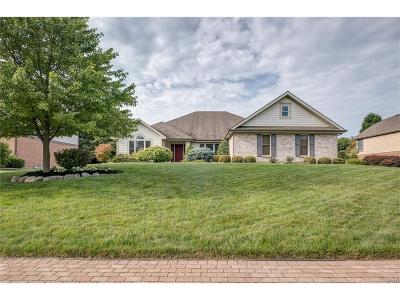 Beavercreek Single Family Home Active/Pending: 3525 Harmeling Drive