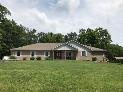 Dayton Single Family Home For Sale: 2075 Kershner Road