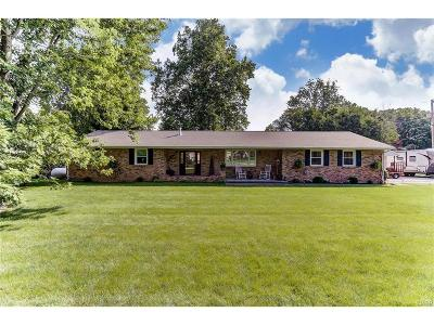 Troy Single Family Home For Sale: 2860 Stringtown Road