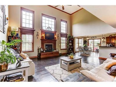 Vandalia Single Family Home For Sale: 102 Sande Court
