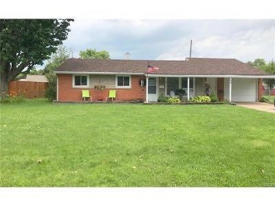 Miamisburg Single Family Home For Sale: 69 Old Main Street