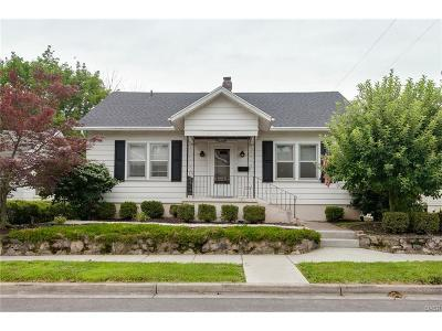 Tipp City Single Family Home For Sale: 320 6th Street