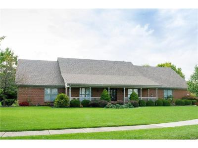 Miamisburg Single Family Home For Sale: 11 Galaton Court