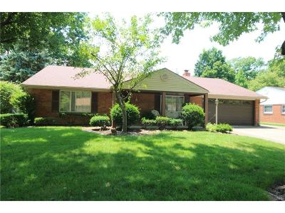 Bellbrook Single Family Home Active/Pending: 4403 Bellemeade Drive