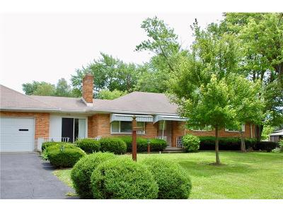 Beavercreek OH Single Family Home Active/Pending: $119,900