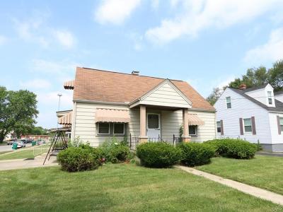 Fairborn Single Family Home For Sale: 853 Central Avenue
