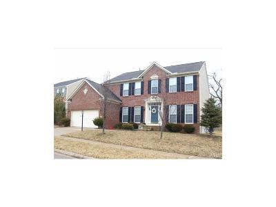 Beavercreek Single Family Home For Sale: 2412 Forest Oaks Drive