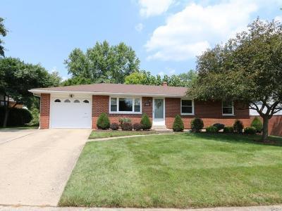 Tipp City Single Family Home Active/Pending: 595 Barbara Drive
