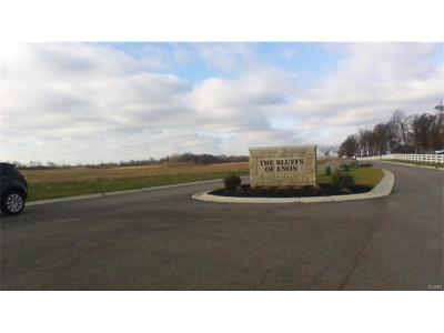 Fairborn Residential Lots & Land For Sale: 7315 Hillgrove Circle