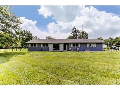 Troy Single Family Home For Sale: 1745 Shaggybark Road