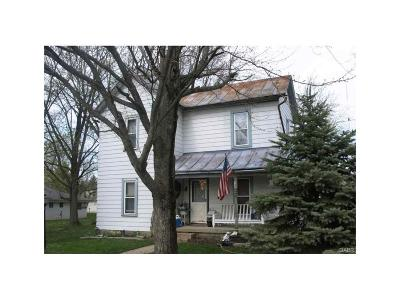 Cedarville Single Family Home For Sale: 64 Church Street