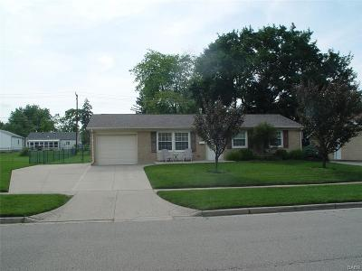 Vandalia Single Family Home Active/Pending: 135 Halifax Drive