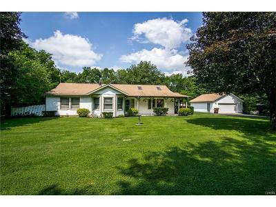 Bellbrook Single Family Home For Sale: 2335 Waynesville Road