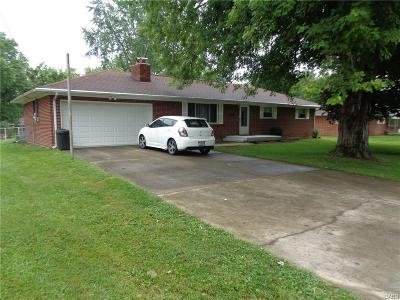 Enon Single Family Home For Sale: 372 Xenia Drive