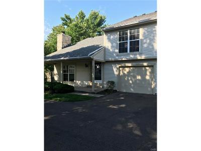 Centerville Condo/Townhouse For Sale: 2053 Foxknoll Road