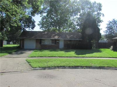 Kettering Single Family Home Active/Pending: 1643 Archdeacon