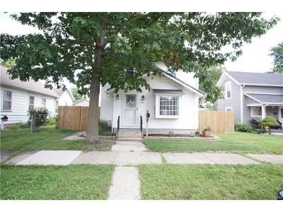Troy Single Family Home Active/Pending: 1113 Crawford Street