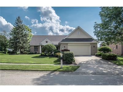 Miamisburg Single Family Home For Sale: 6 Cambray Court
