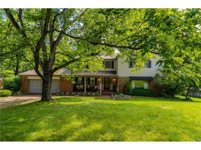 Dayton Single Family Home For Sale: 6508 Imperial Woods Road