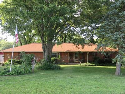 Troy Single Family Home For Sale: 1787 Edgewood Drive