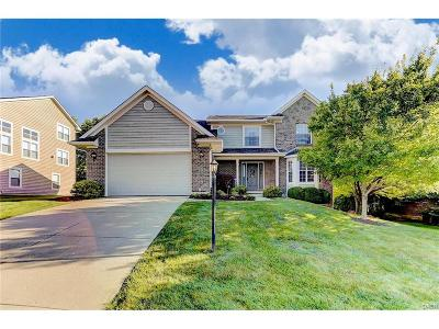 Bellbrook Single Family Home For Sale: 3832 Polo Trace Court