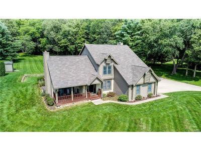 Beavercreek Single Family Home For Sale: 2097 Beaver Valley Road