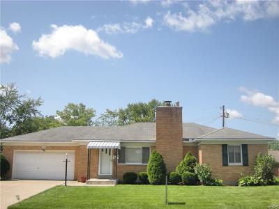 Vandalia Single Family Home For Sale: 536 Tionda Drive