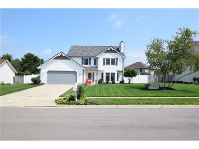Tipp City Single Family Home For Sale: 745 Hardwick Court