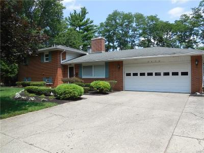 Bellbrook Single Family Home Active/Pending: 2470 Tennyson Drive