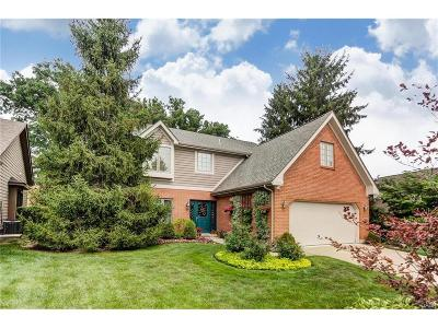 Centerville Condo/Townhouse For Sale: 891 Deer Run Road
