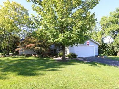 Centerville Single Family Home For Sale: 412 Shawnee Trail