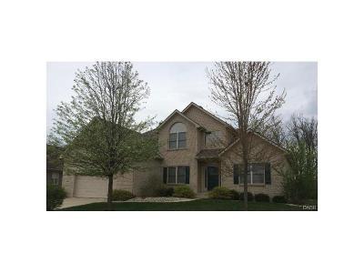 Beavercreek Single Family Home For Sale: 2524 Bexley Hill Place