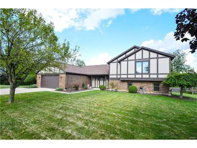 Vandalia Single Family Home For Sale: 115 Timberwind Lane