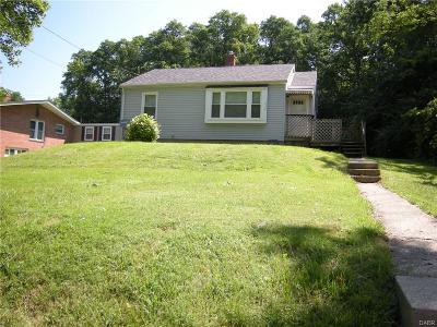 Xenia Single Family Home For Sale: 239 Monroe Drive