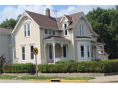 Troy Single Family Home For Sale: 321 Franklin Street