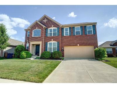 Tipp City Single Family Home Active/Pending: 4215 Bergamot Drive