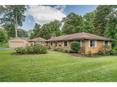 Beavercreek Single Family Home For Sale: 1868 Shady Lane