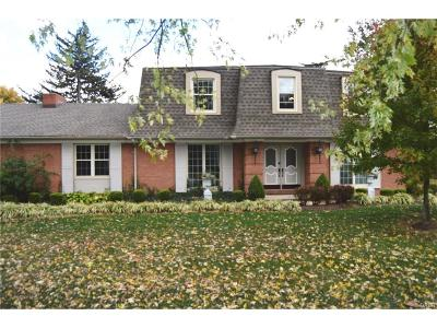 Troy Single Family Home For Sale: 1675 Old School House Road