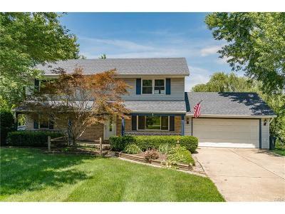 Enon Single Family Home For Sale: 34 Hunter Drive