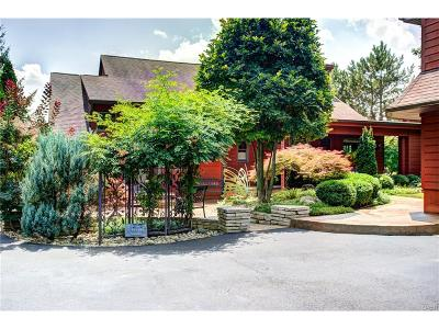 Jamestown Single Family Home For Sale: 4309 Alleghany Trail