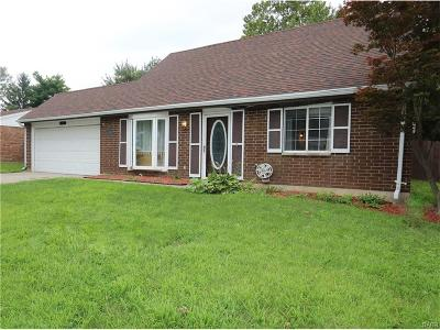 Xenia Single Family Home For Sale: 2306 Tennessee Drive