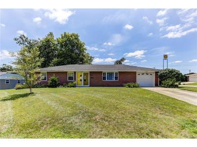 Tipp City Single Family Home Active/Pending: 80 Warner Drive