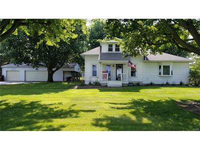 Xenia Single Family Home For Sale: 1118 State Route 380