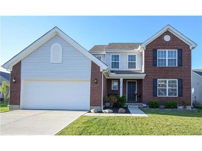 Tipp City Single Family Home Active/Pending: 8053 Bushclover Drive