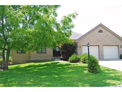 Miamisburg Single Family Home For Sale: 1441 Heincke Road