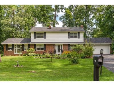 Enon Single Family Home Active/Pending: 2484 Lindair Drive