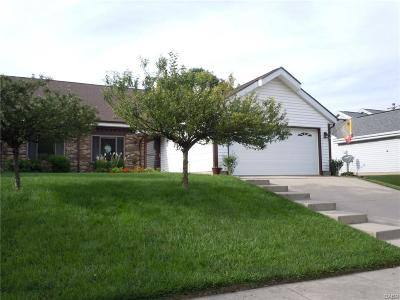 Vandalia Single Family Home Active/Pending: 431 Alkaline Springs Road