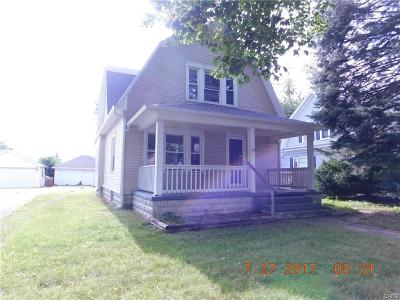 Xenia Single Family Home For Sale: 998 Detroit Street
