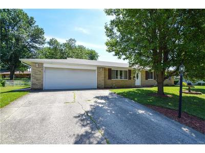 Englewood Single Family Home For Sale: 6608 Park Vista Road